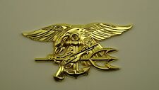 Navy SEAL Trident Insignia Badge / SWCC / non - CPO / Navy / non - pin