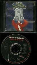 High Voltage Written In Stone CD Nick Catanese Black Label Society Private Power