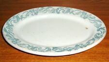 Antique O.P. CO. Syracuse, China Serving Plate