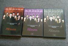 DVD 700 EUROS - LOTE 4 DVD - 16 CAPITULOS - TONY CANTO - MARIA CASAL - RARE
