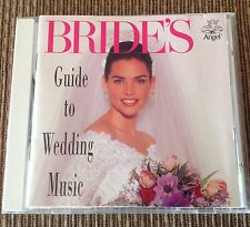 Brides Guide to Wedding Music - 18 Songs for Wedding Ceremonies - Angel label CD