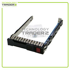 "HP 2.5"" SFF SAS SATA HDD Tray Caddy For HP Proliant Gen8 G8 651687-001 w/Screws"