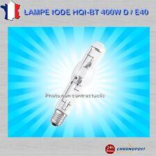 AMPOULE IODE HQI-BT 400W D / E40