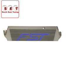 FORD FOCUS MK2 ST225 INTERCOOLER ARGENTO CON LOGO BLU Upgrade