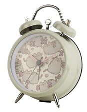 Pusheen Mini Twinbell Alarm Clock  *BRAND NEW*