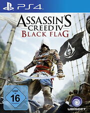 Assassin´s Creed 4 Black Flag PS4 Neuw. für PlayStation 4 Deutsch