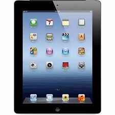 Apple iPad 2 32GB, Wi-Fi + 3G AT&T (Unlocked), 9.7in - Black (R-D)