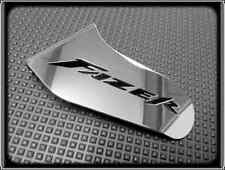 Toe Guard for YAMAHA FZS1000 FAZER, FZS 1000 (Polished Rear Sprocket Cover Fin)