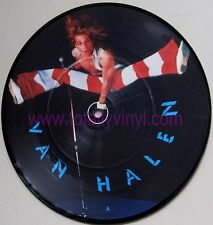 "VAN HALEN DANCE THE NIGHT AWAY 7"" VINYL Picture Pic Disc  (K17371P)"