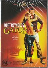 GATOR - BURT REYNOLDS - NEW & SEALED REGION 4 DVD