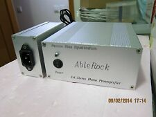 JFET 2SK170 Audio Phono Preamplifier  RIAA Amplifier with Seperate Power Supply