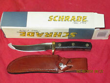 Schrade Knives Old Timer Mountain Lion Fixed Blade Knife 160OT