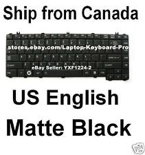 Toshiba Satellite L630 L630D L635 L635D L640 L640D L645 L645D Keyboard Black US