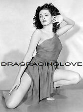 "Yvonne De Carlo ""The Munsters"" ""Busty"" ""Lily"" 60s TV Show ""Pin Up"" PHOTO! #(11)"