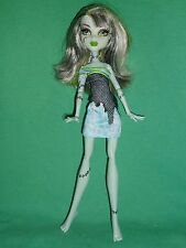 Frankie Stein Monster High Doll ~ With a Dress ~ For Play or One Of A Kind
