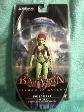 "POISON IVY Arkham Asylum series 2 | DC Direct 7"" Figure"