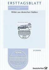 BRD 2002: Museumsinsel Berlin! Ersttagsblatt Nr. 2274 mit Bonner Stempel! 1602