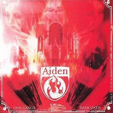 Our Gangs Dark Oath [Enhanced] by Aiden (CD-2006, Victory Records (USA))