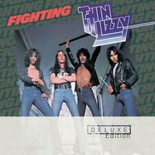 Thin Lizzy: Fighting (Deluxe Edition), 2 CDs