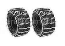 NEW 1 PAIR  TIRE CHAIN 16/650-8 2 LINK [MART][TC-658I]