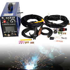 Multifunctional TIG MMA Air Plasma Cutter Welder Welding Cut Machine CT312 110V