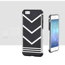 Luxury Shockproof Rugged Rubber Hard Case Cover For Apple iPhone 4S 5S 6 6S Plus