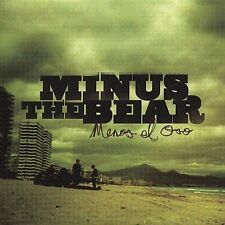 Menos el Oso by Minus the Bear (CD, Aug-2005, Suicide Squeeze)