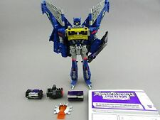Transformers Cybertron SOUNDWAVE Complete Voyager 2005 Hasbro