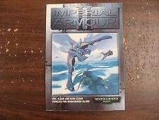 Imperial Armour II * Supplement * Warhammer 40k * Games Workshop