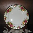Royal Albert OLD COUNTRY ROSES Salad/Dessert Plate