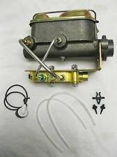 "1964-1973 Ford Mustang Master Cylinder Kit + Disc Drum Prop Valve 1.125"" Bore"
