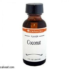 LorAnn Hard Candy Flavoring Oil COCONUT FLAVOR 1 oz.