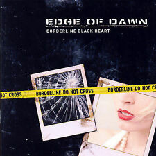 Borderline Black Heart by Edge of Dawn (CD, Oct-2007, Metropolis)