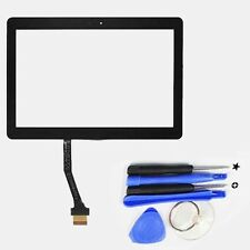 Touch Screen Digitizer Glass For Samsung Galaxy Tab 2 10.1 P5100 N8000 + Tools