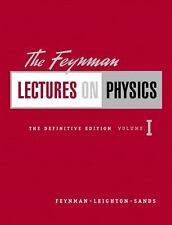 The Feynman Lectures on Physics, Vol. 1: Mainly Mechanics, Radiation, and Heat,