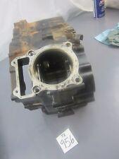 1996 YAMAHA XT350 ENGINE MOTOR CRANKCASE SET BOTH CENTER CASES