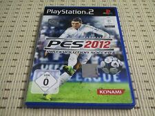 PES Pro Evolution Soccer 2012 für Playstation 2 PS2 PS 2 *OVP*