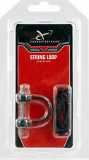 Archery Release Loop - Carbon Express String Loops - 3 PACK - Bow Release Point