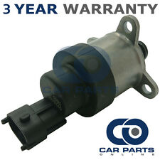 FOR VAUXHALL OPEL VIVARO 1.9 DCI DTI 2001 ON FUEL PUMP REGULATOR VALVE