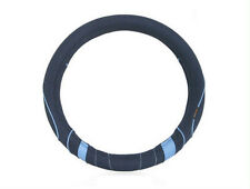 Steering Wheel Cover Blue 38 For Car Truck Mesh Fabric