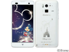 FUJITSU F-07E DISNEY 1.7GHZ QUADCORE 64GB ANDROID 4.2.2 SMARTPHONE UNLOCKED NEW