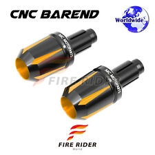 CNC Billet Gold MC Tforce Bar Ends For Triumph Daytona 675 R 13 14 15 16