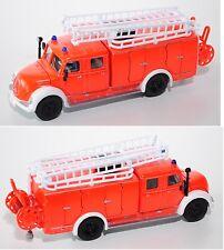 Siku Super 4115 00401.1 Magirus-Deutz Rundhauber Tanklöschfahrzeug Sondermodell