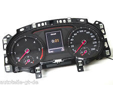 VW Golf 7 GTD Variant Diesel Tacho Kombiinstrument MFA color cluster 5G1920757A