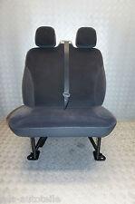 Vivaro Trafic Primastar Sitz Doppelsitz Beifahrersitz Sitzbank Bank Velours TOP