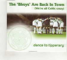 (GV340) The Bhoys Are Back In Town, Dance To Tipperary - 2003 CD