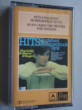 Alan Caddy Orchestra - Hits Englebert Humperdinck Style Tape Cassette