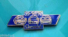 1955 1956 1957   Chevrolet  55 56 57 -  hatpin, lapel pin, tie tac, hat pin