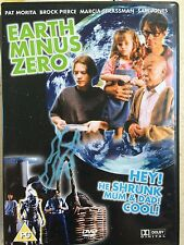 Marcia Strassman Sam Jones EARTH MINUS ZERO ~ 1996 Family Sci-Fi Film | UK DVD