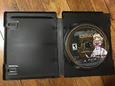 Record of Agarest War Zero (Sony PlayStation 3, 2011) DISC & CASE